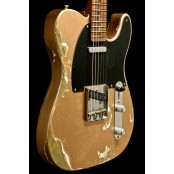 Fender Custom Shop Nocaster Telecaster Heavy Relic Faded Copper
