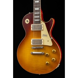 Gibson Custom 58 Les Paul Standard Pale Whisky Burst Lightly Aged NH PSL