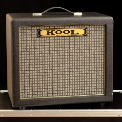 Kool Open Back 1x12 Cabinet Checkerboard Celestion G12H75 8ohm
