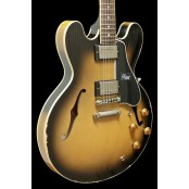 Gibson Custom Shop ES-335 Dot Argentine Gray Heavy Aged NH