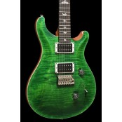 PRS CUSTOM 24 EM Pattern Thin Emerald Green Natural Back