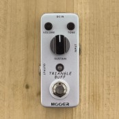 Mooer Triangle Buff/Fuzz pedal