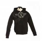 Gibson Men's Hoodie (Black), Medium