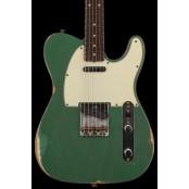 Fender Custom Shop #29 LTD '61 Telecaster - relic, aged sherwood green metallic preorder