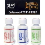 Gibson Luthier's choice triple pack