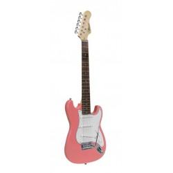 Volcano gitaar solo 7/8 pink