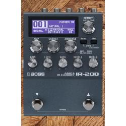 Boss IR-200 Amp & IR Cabinet pedal