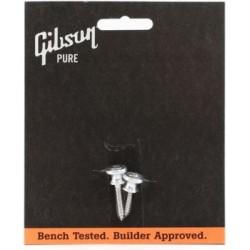 Gibson Strap Buttons (Aluminum)(2 pcs.)