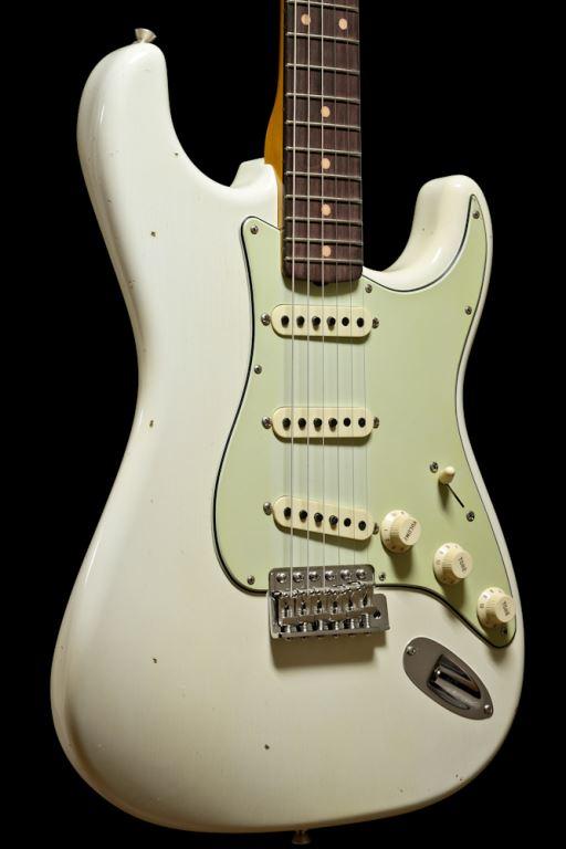 Fender Custom Shop 59 Strat Vintage Custom Relic Closet